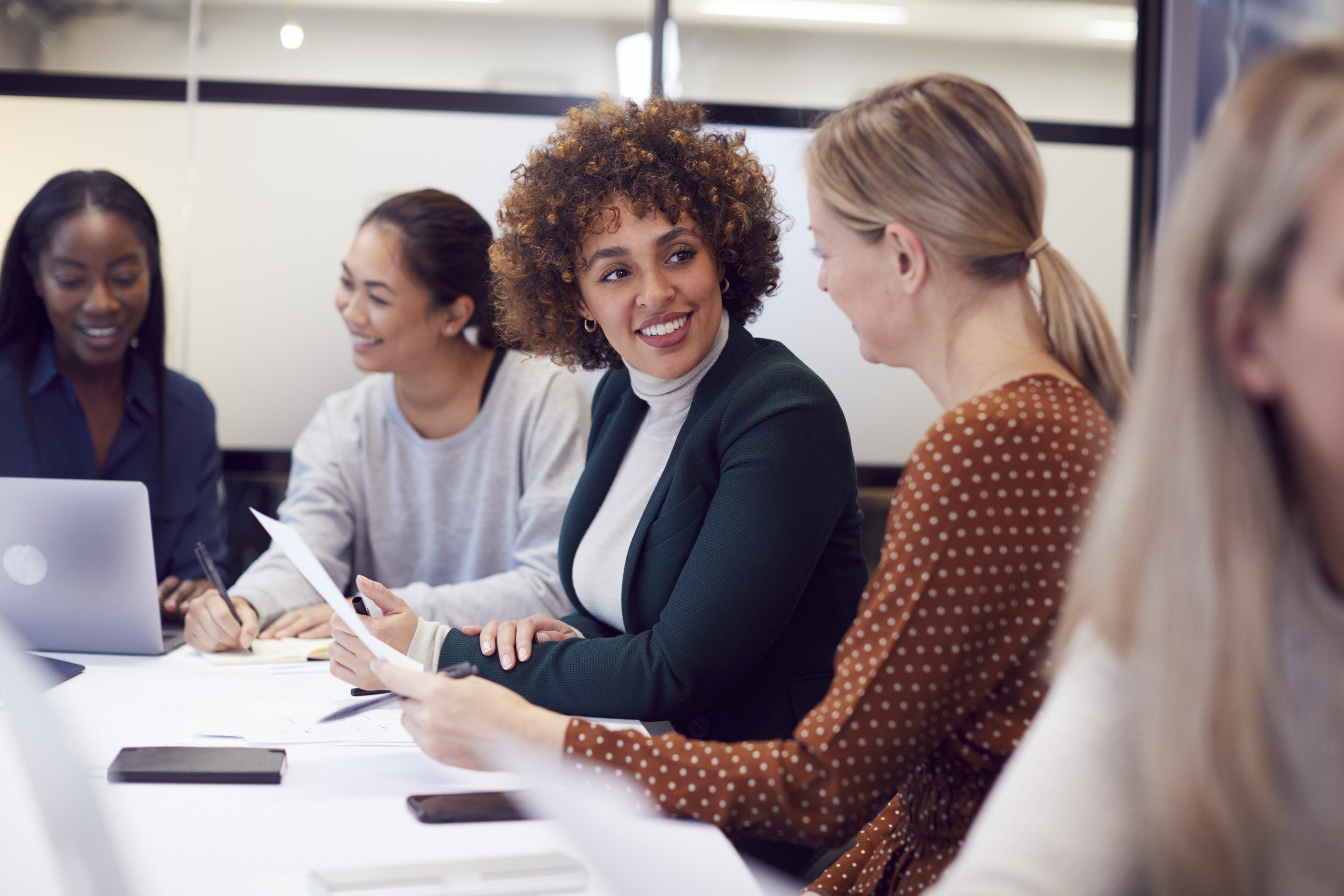 Get started with Valley's Women in Business Program